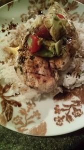 chicken bruschetta 2